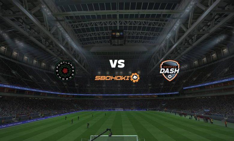 Live Streaming Portland Thorns FC vs Houston Dash 19 Agustus 2021 1