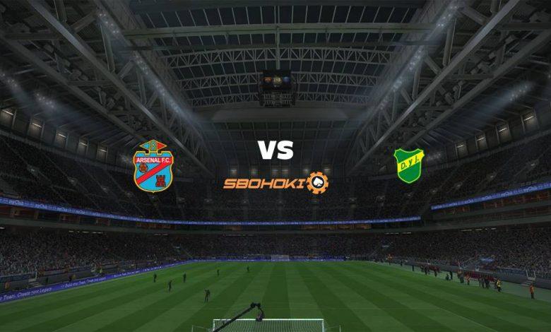 Live Streaming Arsenal de Sarand vs Defensa y Justicia 29 Agustus 2021 1