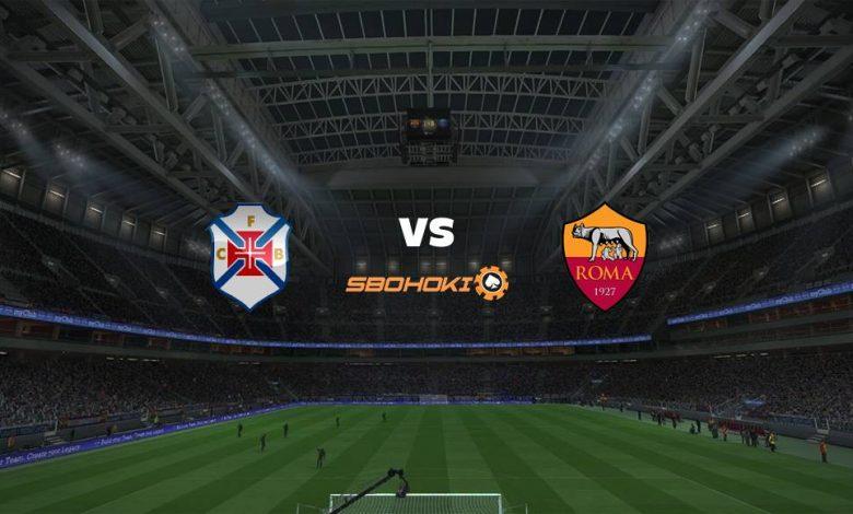 Live Streaming Belenenses vs Roma 4 Agustus 2021 1