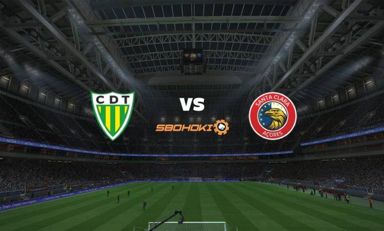 Live Streaming Tondela vs Santa Clara 8 Agustus 2021 1