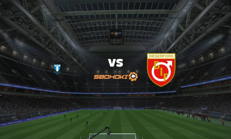 Live Streaming Malmo FF vs Degerfors IF 21 Agustus 2021 1