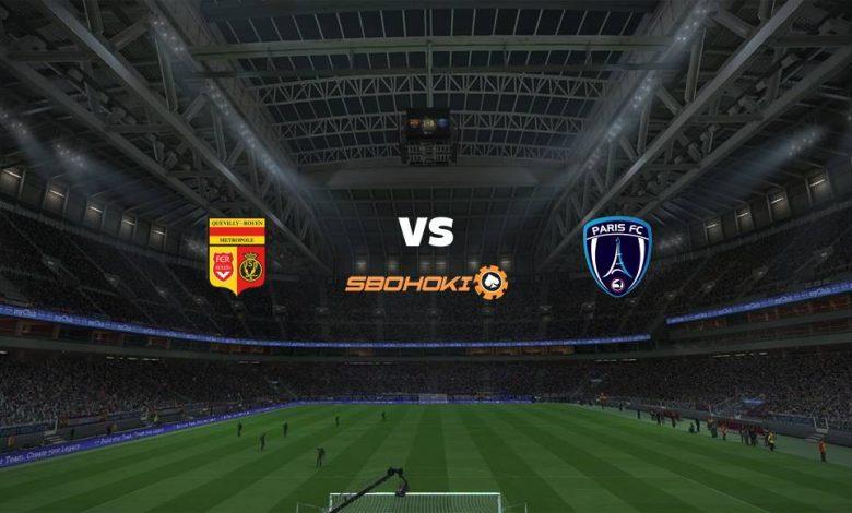 Live Streaming US Quevilly vs Paris FC 28 Agustus 2021 1