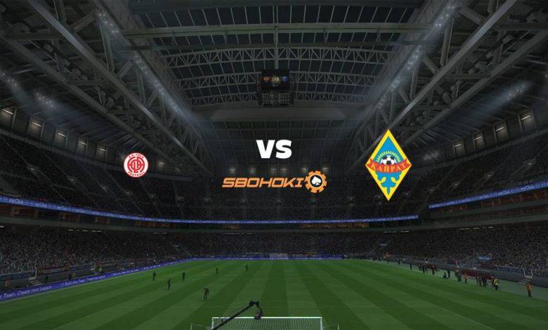 Live Streaming CS Fola Esch vs Kairat Almaty 19 Agustus 2021 1