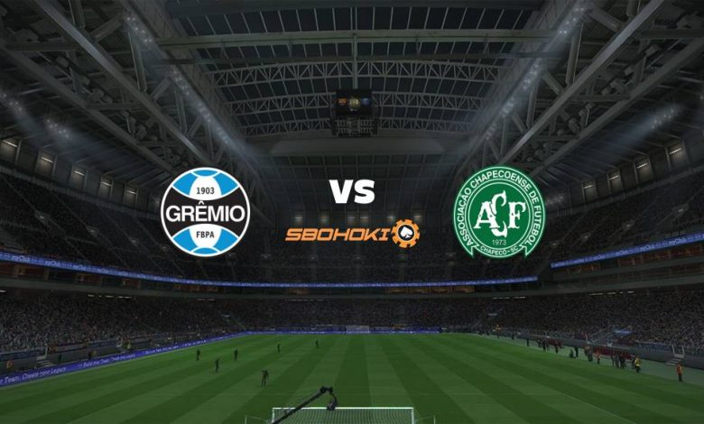 Live Streaming Grmio vs Chapecoense 9 Agustus 2021 1
