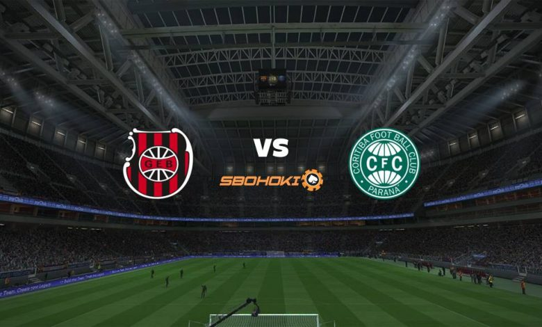 Live Streaming Brasil de Pelotas vs Coritiba 11 Agustus 2021 1