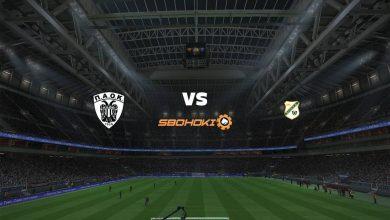 Photo of Live Streaming  PAOK Salonika vs Rijeka 19 Agustus 2021