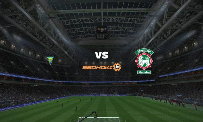 Live Streaming Estoril vs Maritimo 27 Agustus 2021 1