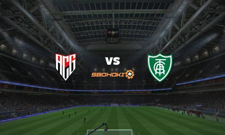 Live Streaming Atltico-GO vs Amrica-MG 1 Agustus 2021 1