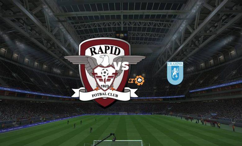 Live Streaming Rapid Bucuresti vs Universitatea Craiova 28 Agustus 2021 1