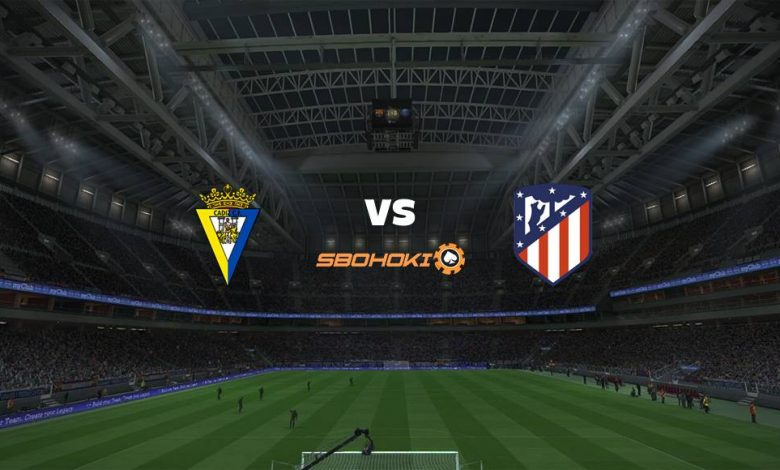 Live Streaming Cdiz vs Atletico Madrid 4 Agustus 2021 1