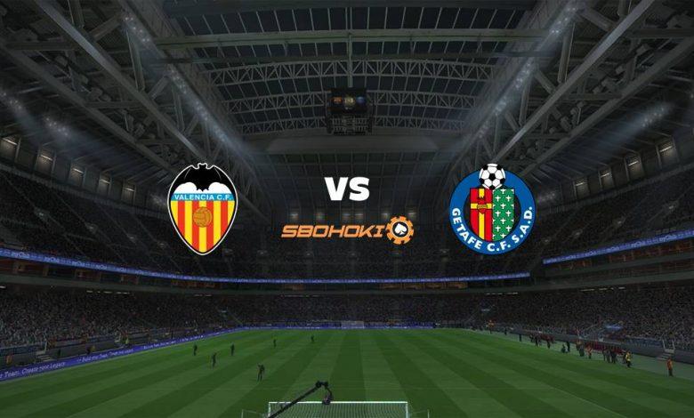 Live Streaming Valencia vs Getafe 13 Agustus 2021 1
