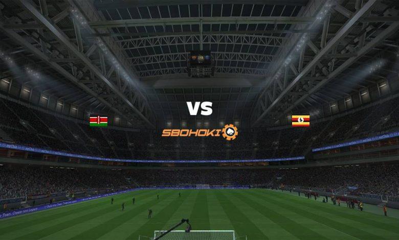 Live Streaming Kenya vs Uganda 2 September 2021 1