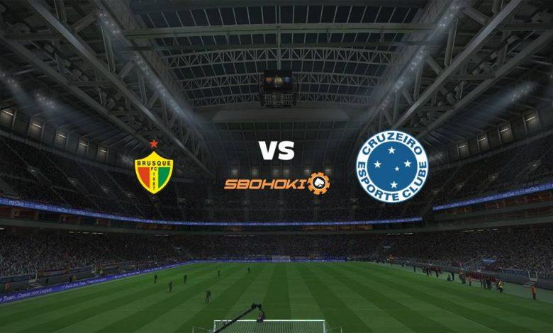Live Streaming Brusque vs Cruzeiro 7 Agustus 2021 1