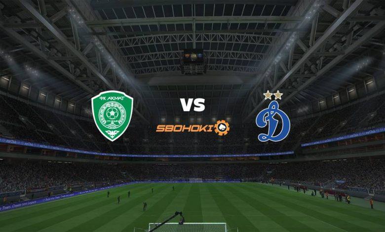 Live Streaming Akhmat Grozny vs Dinamo Moscow 14 Agustus 2021 1