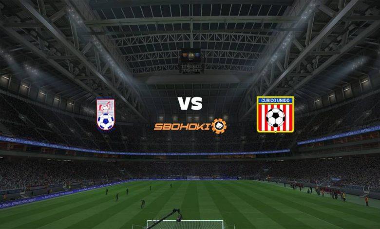 Live Streaming Melipilla vs Curic Unido 25 Agustus 2021 1