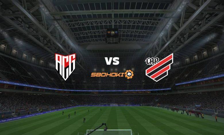 Live Streaming Atltico-GO vs Athletico-PR 4 Agustus 2021 1