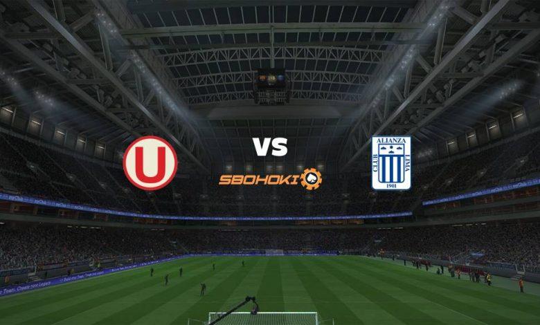 Live Streaming Universitario vs Alianza Lima 19 Agustus 2021 1