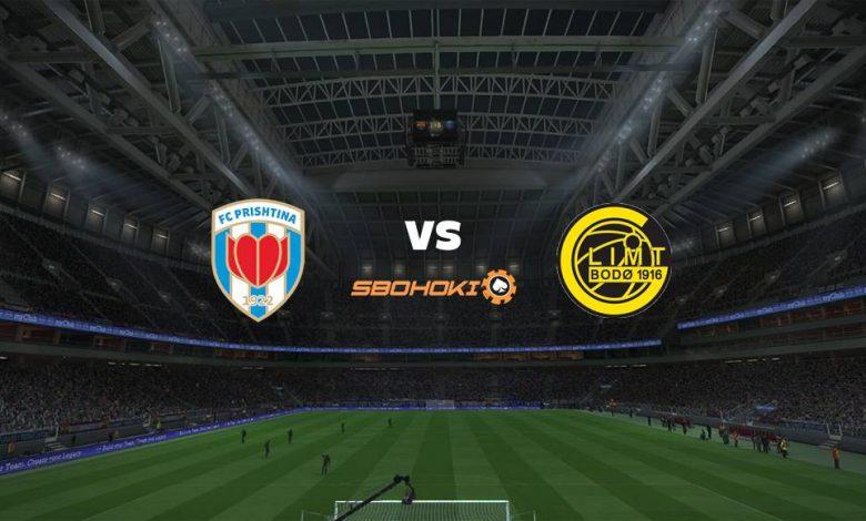 Live Streaming Prishtina vs Bodo/Glimt 5 Agustus 2021 1