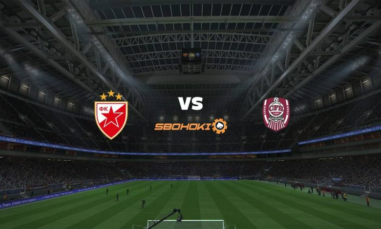 Live Streaming Red Star Belgrade vs CFR Cluj-Napoca 17 Agustus 2021 1
