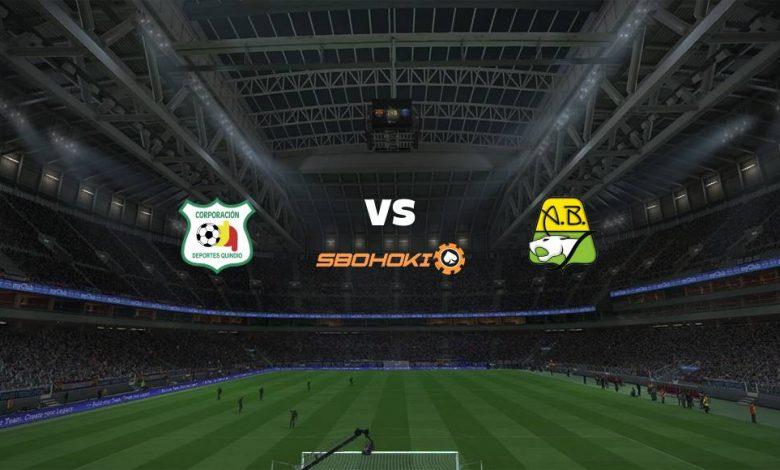 Live Streaming Deportes Quindo vs Bucaramanga 18 Agustus 2021 1
