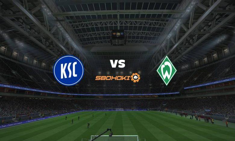 Live Streaming Karlsruher SC vs Werder Bremen 21 Agustus 2021 1