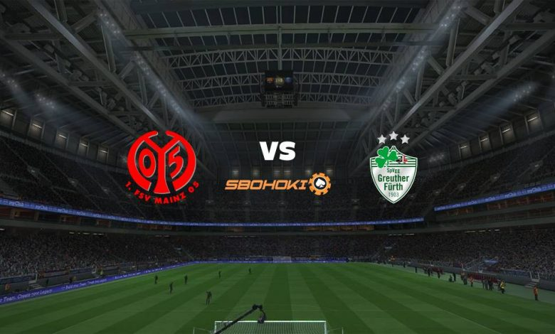 Live Streaming Mainz vs SpVgg Greuther Furth 28 Agustus 2021 1