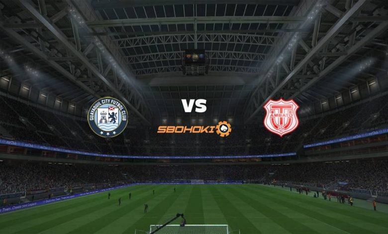 Live Streaming Guayaquil City FC vs Tcnico Universitario 29 Agustus 2021 1