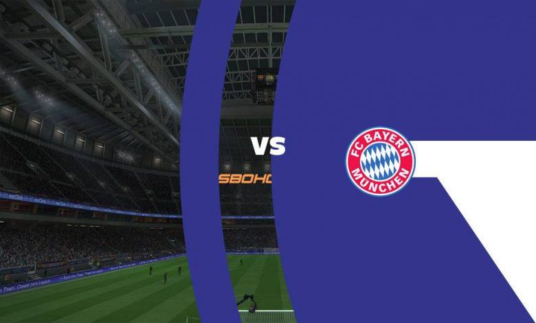 Live Streaming Bremer SV vs Bayern Munich 25 Agustus 2021 1