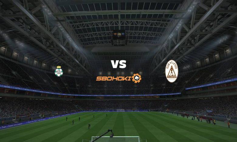 Live Streaming Santos Laguna vs Atlas 19 Agustus 2021 1