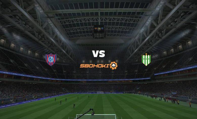 Live Streaming San Lorenzo vs Banfield 1 Agustus 2021 1