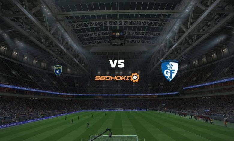 Live Streaming Sochaux vs Grenoble 28 Agustus 2021 1