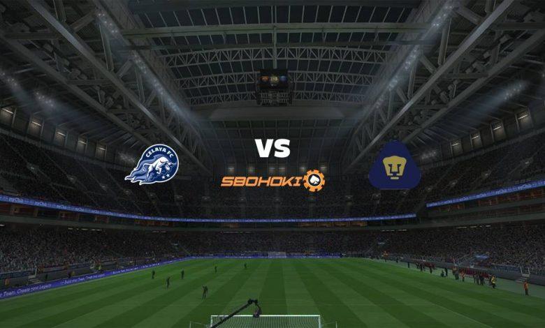 Live Streaming Celaya vs Pumas Tabasco 2 September 2021 1