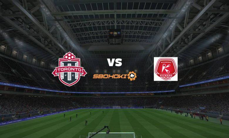 Live Streaming Toronto FC II vs Richmond Kickers 6 Agustus 2021 1