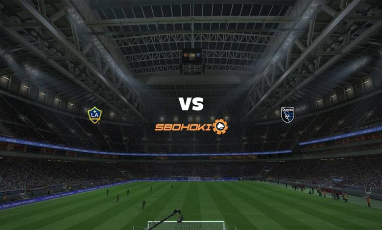 Live Streaming Los Angeles Galaxy vs San Jose Earthquakes 21 Agustus 2021 1