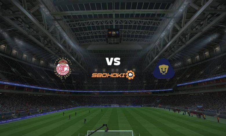 Live Streaming Toluca vs Pumas UNAM 29 Agustus 2021 1