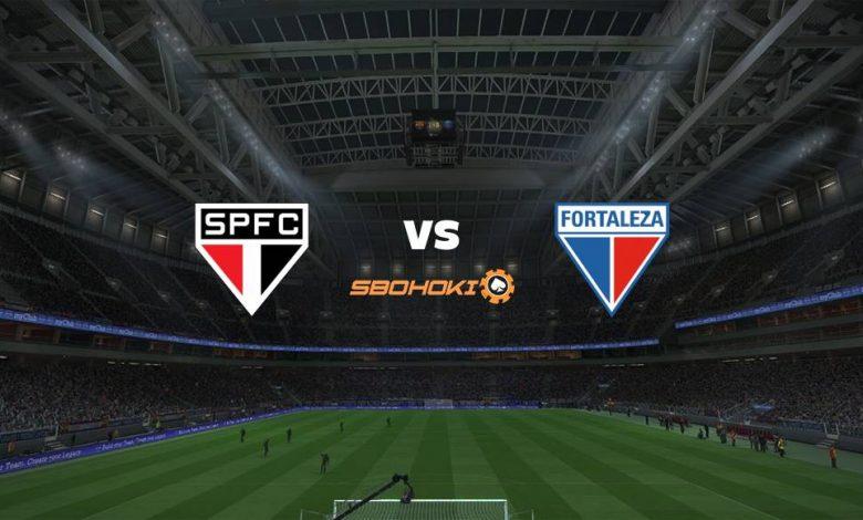 Live Streaming So Paulo vs Fortaleza 26 Agustus 2021 1