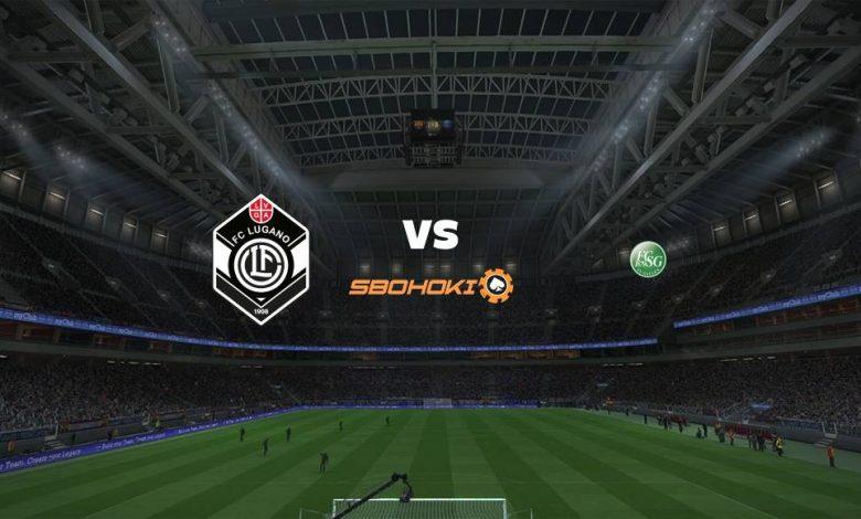 Live Streaming FC Lugano vs St Gallen 8 Agustus 2021 1