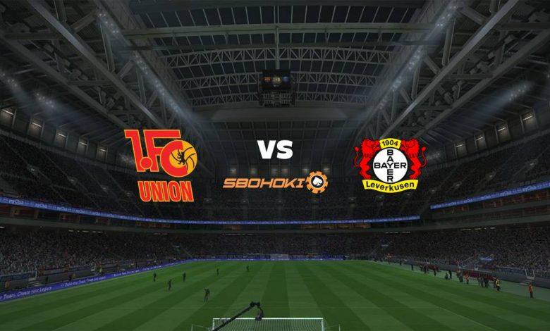 Live Streaming FC Union Berlin vs Bayer Leverkusen 14 Agustus 2021 1