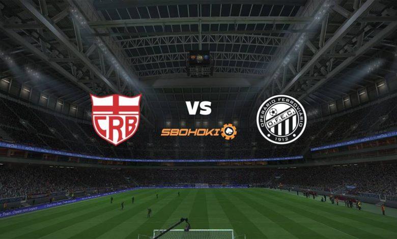 Live Streaming CRB vs Operario PR 19 Agustus 2021 1