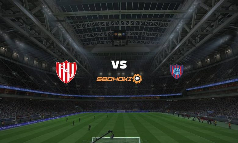 Live Streaming Unin (Santa Fe) vs San Lorenzo 7 Agustus 2021 1