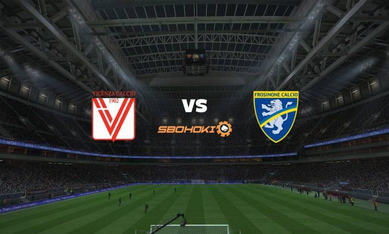 Live Streaming Vicenza vs Frosinone 28 Agustus 2021 1