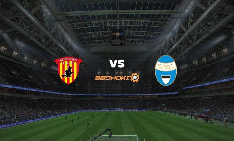 Live Streaming Benevento vs Spal 14 Agustus 2021 1