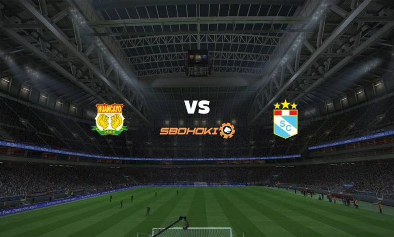 Live Streaming Sport Huancayo vs Sporting Cristal 6 Agustus 2021 1