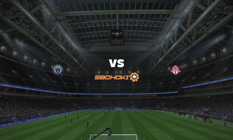 Live Streaming Philadelphia Union vs Toronto FC 4 Agustus 2021 1