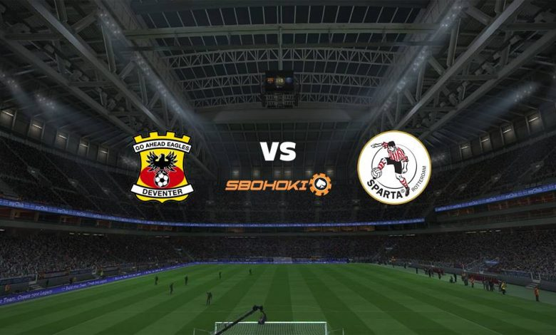 Live Streaming Go Ahead Eagles vs Sparta Rotterdam 28 Agustus 2021 1