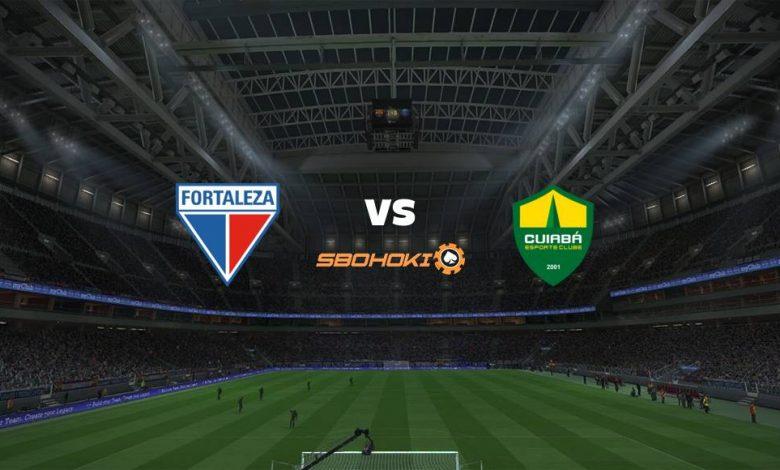 Live Streaming Fortaleza vs Cuiab 31 Agustus 2021 1