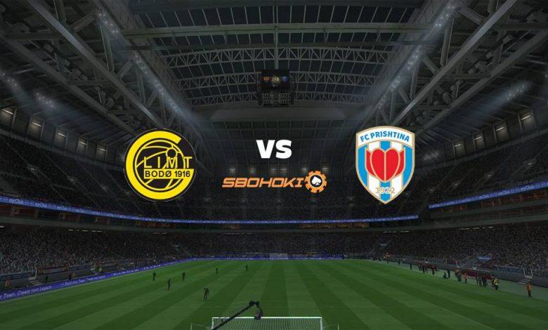 Live Streaming Bodo/Glimt vs Prishtina 12 Agustus 2021 1