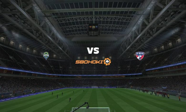 Live Streaming Seattle Sounders FC vs FC Dallas 5 Agustus 2021 1