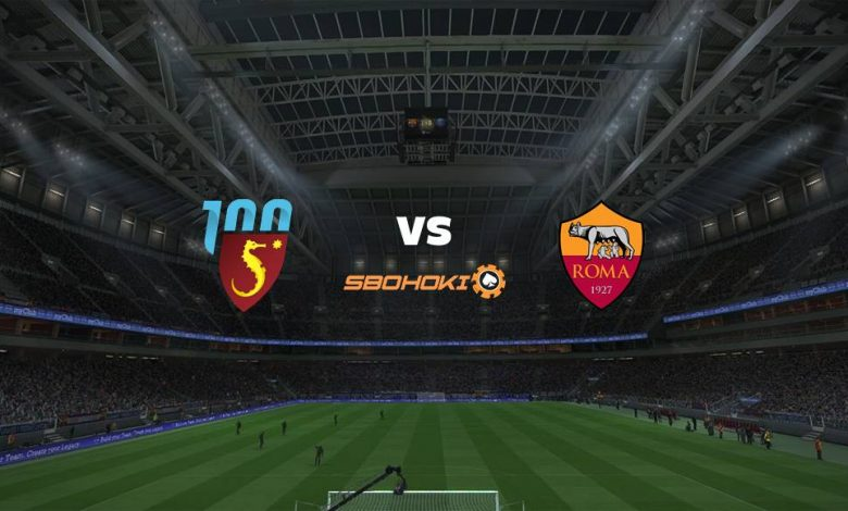 Live Streaming Salernitana vs Roma 29 Agustus 2021 1