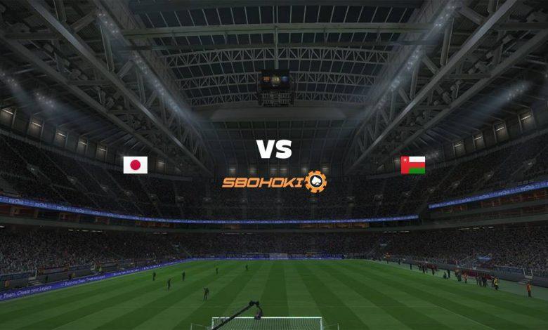 Live Streaming Japan vs Oman 2 September 2021 1